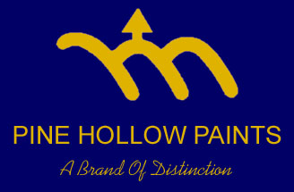 Pine Hollow Paints logo